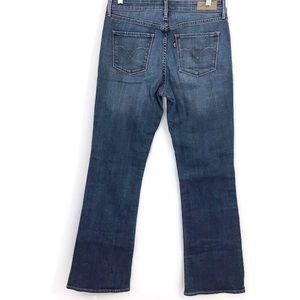 Levi's Demi Curve Classic Boot Cut Style Jeans